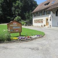 Gast und Hof Spittel, hotel in Langenbruck