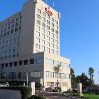 Plaza Nazareth Illit Hotel, отель в городе Назарет