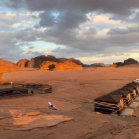 Eternity Rum Desert camp, hotel in Wadi Rum