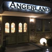 Hotel Angerland Garni, hotel in Ratingen