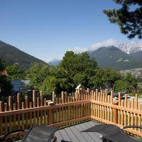 Chalet Gletscherblick Stubai