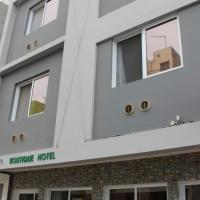 Morenos Boutique Hotel, отель в Минделу