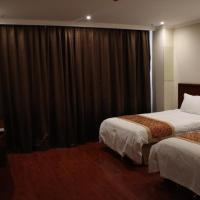 GreenTree Inn Bozhou Mengcheng District Red Star Macalline Business Hotel, hotel in Mengcheng