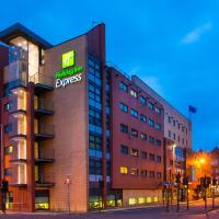 Holiday Inn Express - Glasgow - City Ctr Riverside, an IHG Hotel, отель в Глазго
