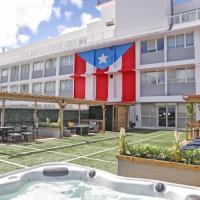 San Juan Airport Hotel, hotel in San Juan