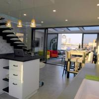 Rothschild Area - Luxury Duplex Penthouse