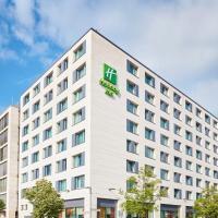 Holiday Inn Berlin City East Side, an IHG Hotel, hotel in Friedrichshain-Kreuzberg, Berlin