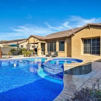 Estrella Mountain Ranch Getaway with Outdoor Oasis!