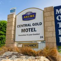 ASURE Central Gold Motel Cromwell, hotel in Cromwell