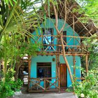 Sagando Hostel & Bungalows Zanzibar, hotel in Michamvi