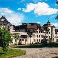 Отель Ирис by Derenivska Kupil (Деренивская Купель), отель в городе Нижнее Солотвино