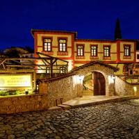 Orologopoulos Mansion Luxury Hotel, hotel in Kastoria