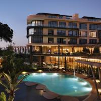 The Houghton Hotel, Spa, Wellness & Golf, hotel in Johannesburg