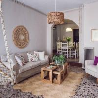 Rustic House in nature-Saktouria, ξενοδοχείο στον Άγιο Παύλο