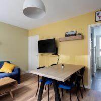 Appartement Cosy Feng Shui 4 personnes Le Havre Centre-ville
