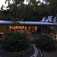 Coastal Kitchen Holiday Home