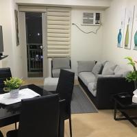 1 Bedroom Modern Apartment along C5, Pasig, hotel sa Maynila