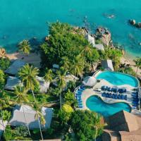 Coral Cliff Beach Resort Samui, hotel in Chaweng Noi Beach