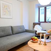 Cozy One-bedroom apartment on the ground floor in Copenhagen Østerbro