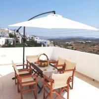 Endless View In Aegean sea, hotel in Tripiti