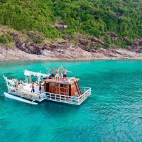 ODYSEA SUNSET TOUR, Hotel in Ko Phangan