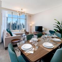 FULL CANAL VIEW 2 BR SUITE IN ATRIA RESIDENCE BY ATLAS HOMESTAYS