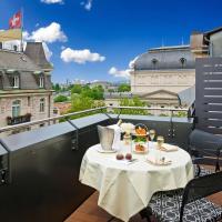 Opera Hotel Zürich, hotel in Zurich