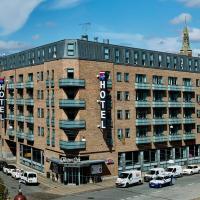 CABINN シティ、コペンハーゲンのホテル