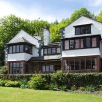 Ladstock Thornthwaite private garden close to Bassenthwaite Lake and Keswick