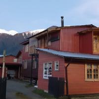 hostal Robinson, hotel in Puerto Puyuhuapi