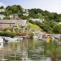 Island House, Cornwall, hotel in Golant