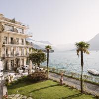 Hotel Villa Flori, отель в Комо