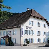 Hôtel-Restaurant du Cerf, hotel in Sonceboz