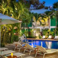 Almond Tree Inn, hotel in Key West