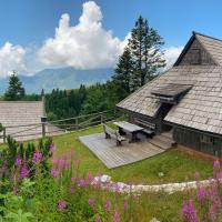 Koča Zlatorog - Velika planina