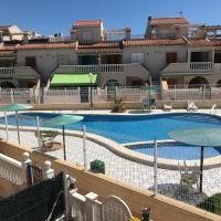 Casa Pura Vida, sfeervol vakantie appartement op loopafstand van het strand., hotel in El Moncayo