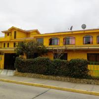 Hotel San Juan, отель в городе Кокимбо