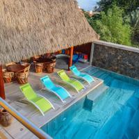 Villa La Joya, hotel near Playa de Oro International Airport - ZLO, Barra de Navidad
