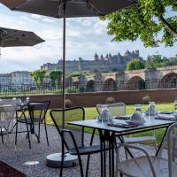 SOWELL COLLECTION Hotel du Roi & Spa, hotel in Carcassonne