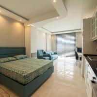 Studio Apartment B-82 in Empire Residence, Mahmutlar, Alanya