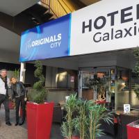 The Originals City, Hôtel Galaxie, Nice Aéroport, hotel en Saint-Laurent-du-Var