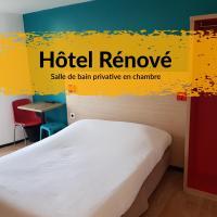 HOTEL F1 Lyon Genay Massieux