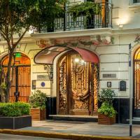Duque Hotel Boutique & Spa, hotel in Buenos Aires