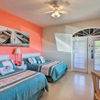Everglades Studio with Marina View, Patio&Pool Access