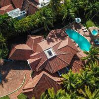Senso Villa Pool with chef include