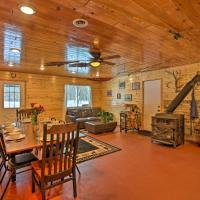 Mancelona Forest Lodge on 400 Private Acres!