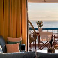 Seafront Luxury President Suite Aegean Sunset, hotel in Kalamaria, Thessaloniki