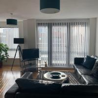 Stylish and cosy Liverpool city centre apartment