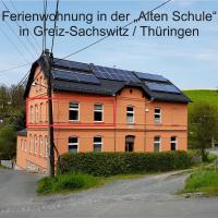 Alte Schule Sachswitz, Hotel in Greiz