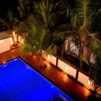 2799 Sheetal Resort Nagaon Beach, hotel in Alibag